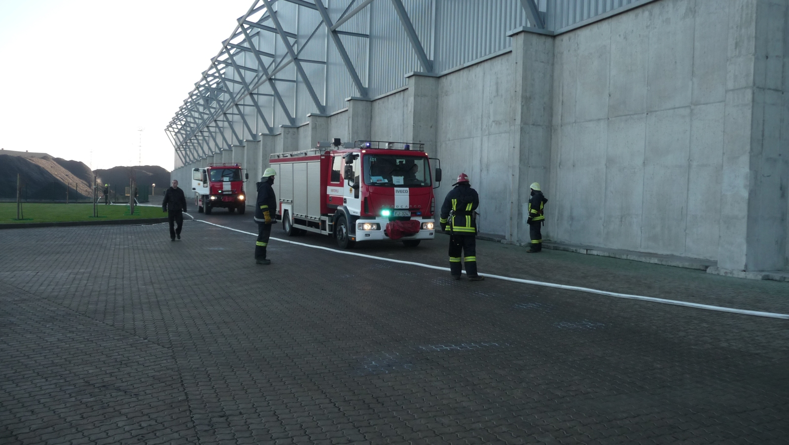 Fire drills: image 2 of 11