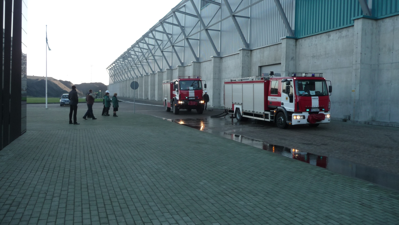 Fire drills: image 4 of 11